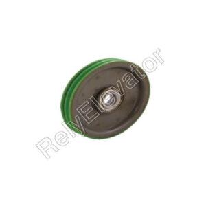 Otis Door Hanger Roller,Φ140 X 20,6204