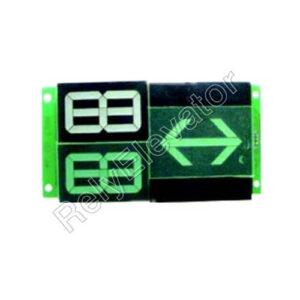 ThyssenKrupp Display Board MA1.1