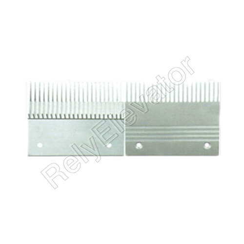 DSA3004058,Sigma Comb Plate,202.8 X 207 X 8mm,Tooth Pitch 9.068,Hole Spacing 145,22T,Aluminum,Left