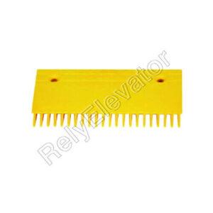 Fujitec Comb Plate Center 0129CAD001