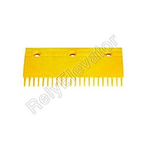 Fujitec Comb Plate Center 0129CAP001