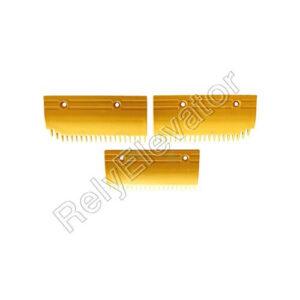 Fujitec Comb Plate Center X12PAT1