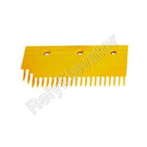 Fujitec Comb Plate Left 0129CAR001