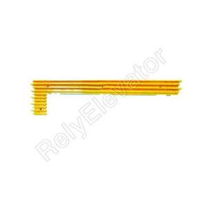 Fujitec Demarcation Strip For Aluminum Step 5P1P5581P002