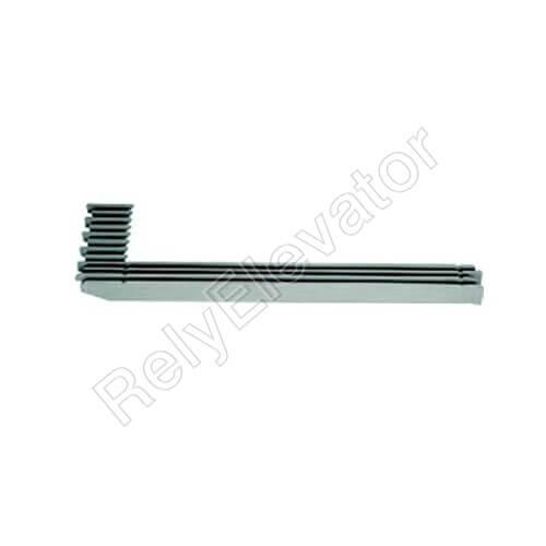 Fujitec Demarcation Strip Grey 0129CAA001