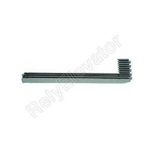 Fujitec Demarcation Strip Grey 0129CAB001