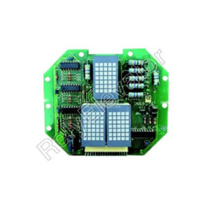 Fujitec Display Board IN68