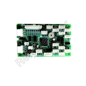Fujitec PC Board IF107B