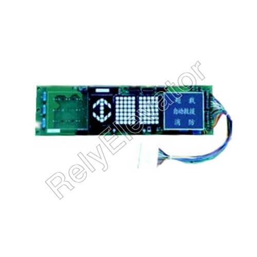 Hitachi Display Board 13501441-F