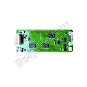 Hitachi Display Board CANC-LCD