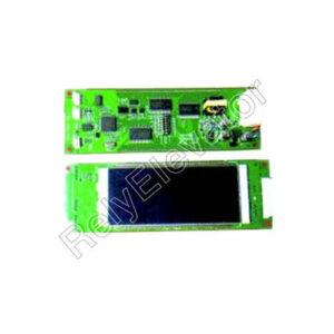 Hitachi Display Board SCLC-LCD2