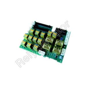 Hitachi NIOB PC Board 1250076