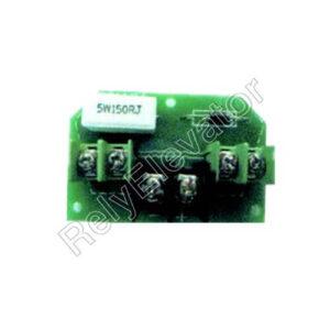 Hitachi PC Board 13E16E