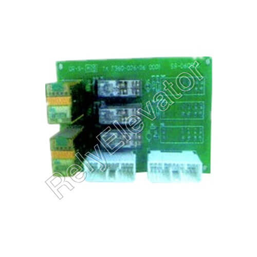 Hitachi PC Board GR-S-A