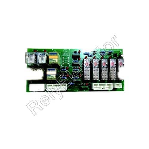 Hitachi PC Board RYBD 12502753
