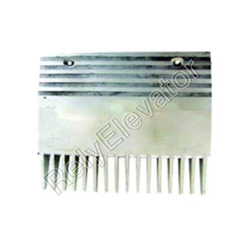 Hyundai Comb Plate Center Aluminum