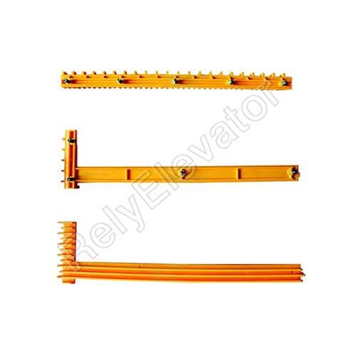 Hyundai Demarcation Strip S645B201 400x29 Yellow Center
