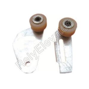 Kone Door Lock Roller Components white