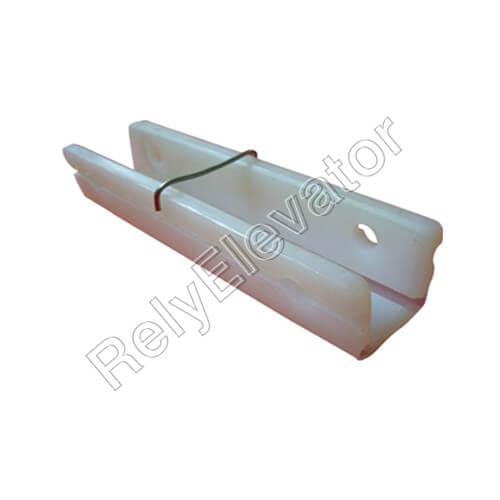 Kone Guide Shoe Insert 140x30x16mm