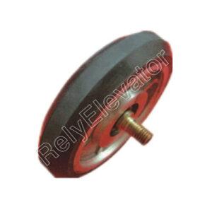 Kone Guide Shoe Roller Φ125x 24xM12