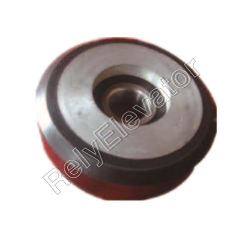 Kone Guide Shoe Roller Φ80x25x6203