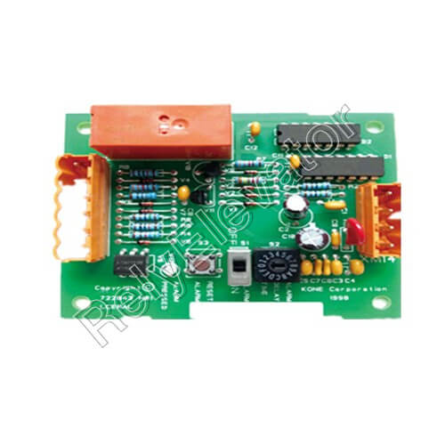 Kone LCERAL PC Board KM722040G01