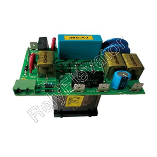 Kone PC Board 385 A3 KM612012G01
