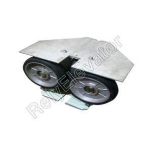 Kone Roller Guide Shoe Assembly Roller Φ150x38x2-6003