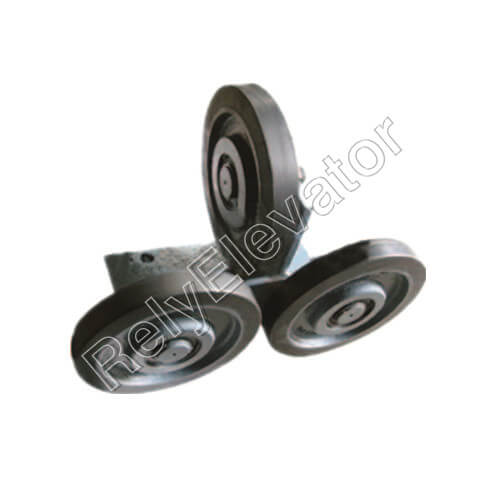 Kone Roller Guide Shoe Assembly Roller Φ200x30 x6007