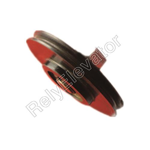 Kone Sheave Φ60x10x6000 (Φ10)