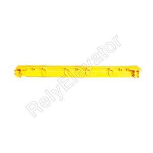 LG Sigma Demarcation Strip 1L05214-R Length 413mm Yellow Right