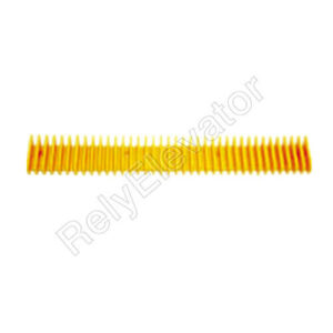 LG Sigma Demarcation Strip 2L05913-M Length 318mm Yellow Front