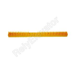 LG Sigma Demarcation Strip 2L05914-M Length 318mm Yellow Rear