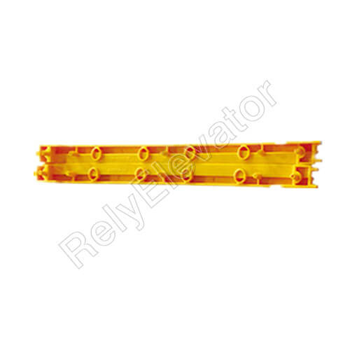LG Sigma Demarcation Strip 2L09004-L Length 414mm Yellow Left