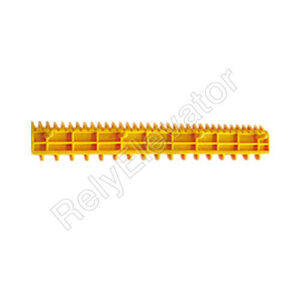 LG Sigma Demarcation Strip 2L09005-MS Length 317mm ABS Yellow Center