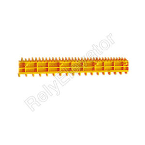 LG Sigma Demarcation Strip 2L09006-MM Length 317mm ABS Yellow Center