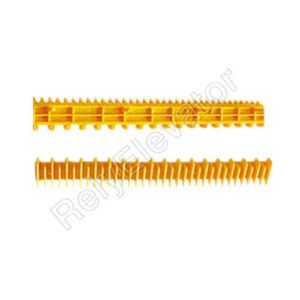 LG Sigma Demarcation Strip ASA00B037-MM Length 316mm Yellow Center