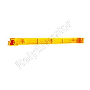 LG Sigma Demarcation Strip ASA00B039-L Length 413mm Yellow Left