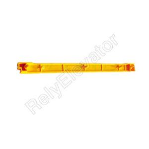 LG Sigma Demarcation Strip ASA00B039-R Length 413mm Yellow Right