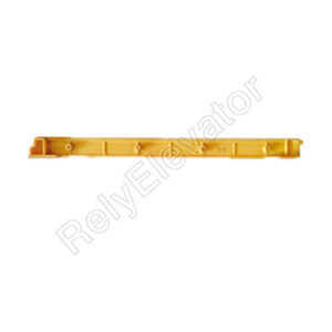 LG Sigma Demarcation Strip DSA2001530-R Length 414mm Yellow Right