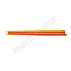 LG Sigma Demarcation Strip DSA3000583A Length 413mm Yellow Left