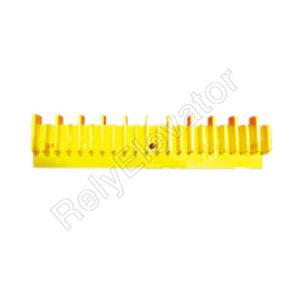 LG Sigma Demarcation Strip L47332127A Length 199mm Yellow