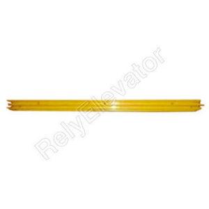 LG Sigma Demarcation Strip L47332150A Length 413mm Yellow Left