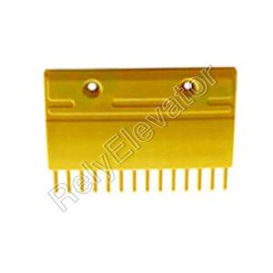 Mistubishi Comb Plate Yellow Center YS120B976