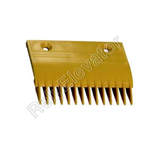 Mistubishi Comb Plate Yellow YS013B578