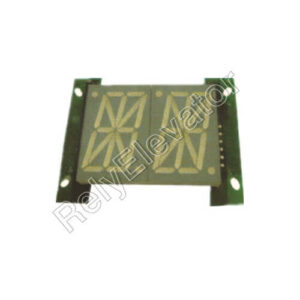 Otis ACA26800AJX1 Display Board