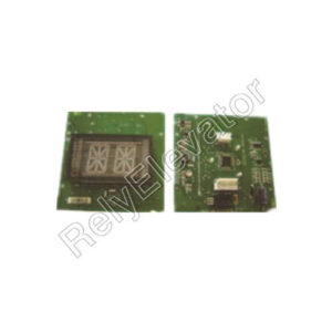 Otis ACA26800HJ1 Display Board