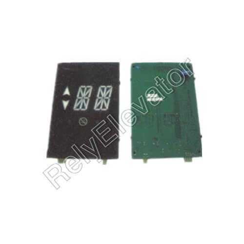 Otis CXAA25140AH13 Display Board