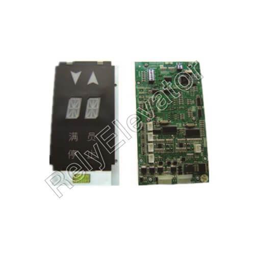 Otis DAA25140NNN14 Display Board