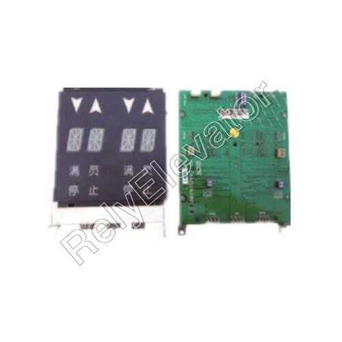 Otis DAA25140NNP14 Display Board